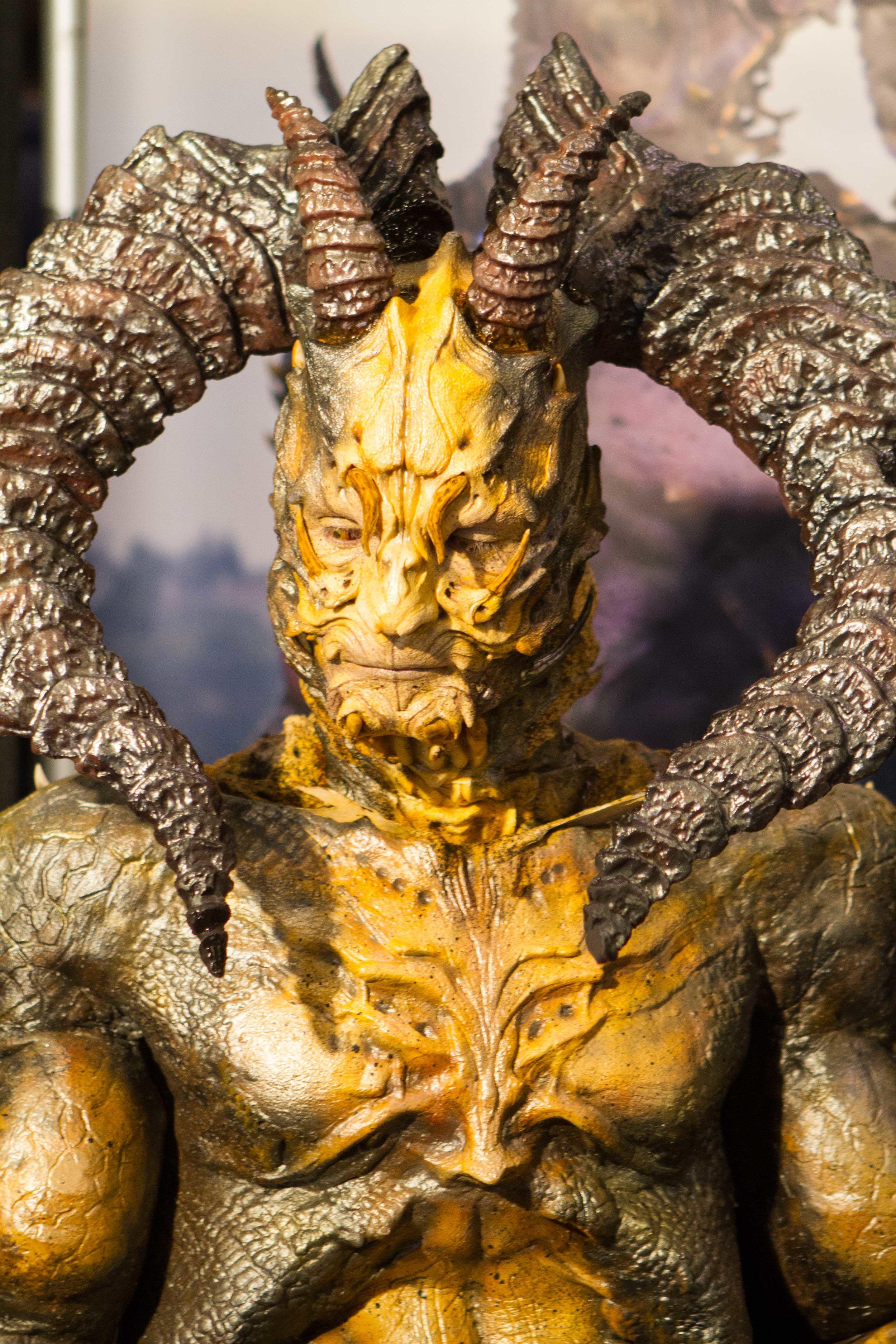 IMATS 2017 - FX Creator Josef Rarach & Vlad Taupesh Fantasy Special Effects Makeup (www.creativecastlestudios.com:fx-creator - www.KyleReaArt.com - www.KyleReaPhotography.com) 24.jpg
