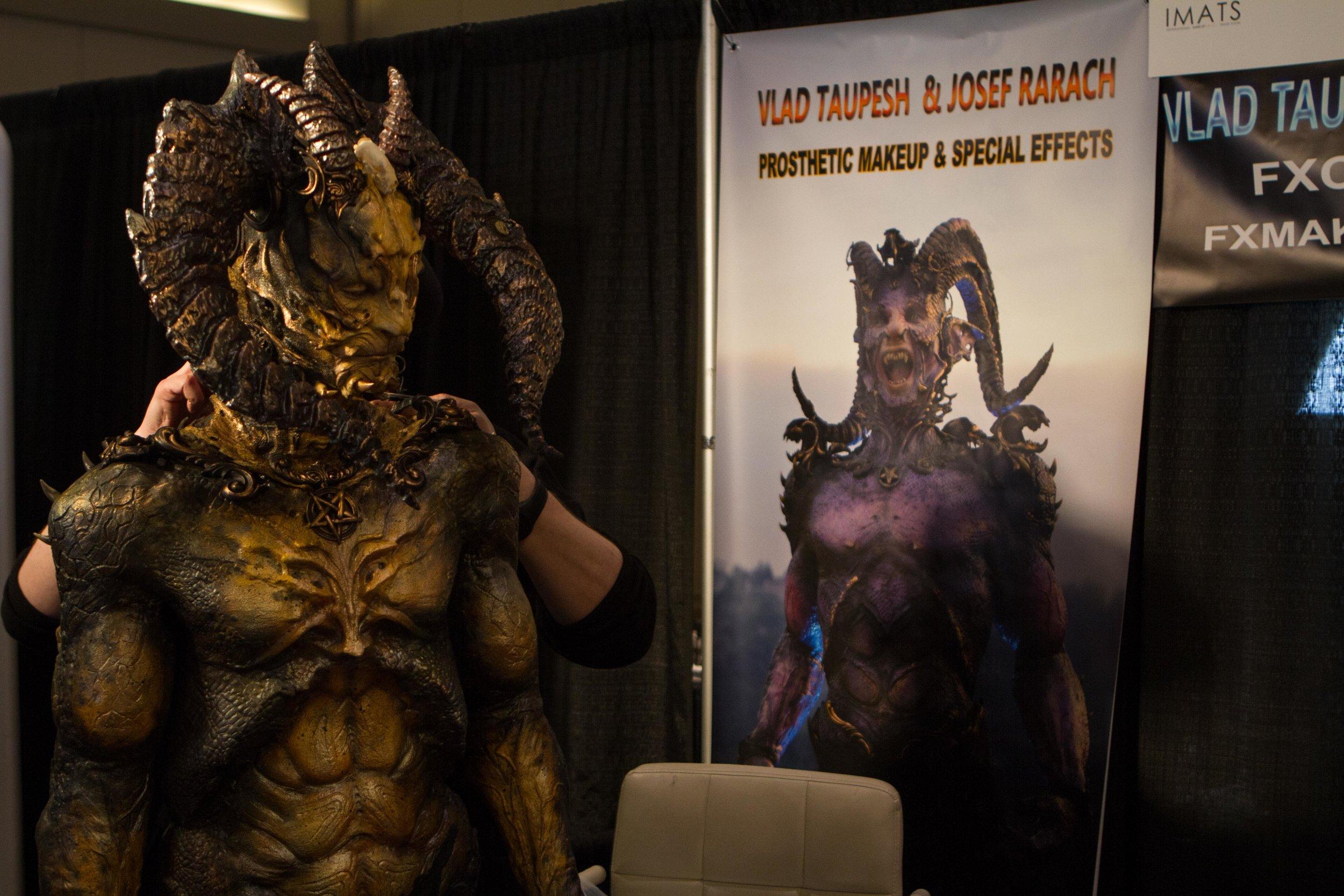 IMATS 2017 - FX Creator Josef Rarach & Vlad Taupesh Fantasy Special Effects Makeup (www.creativecastlestudios.com:fx-creator - www.KyleReaArt.com - www.KyleReaPhotography.com) 30.jpg