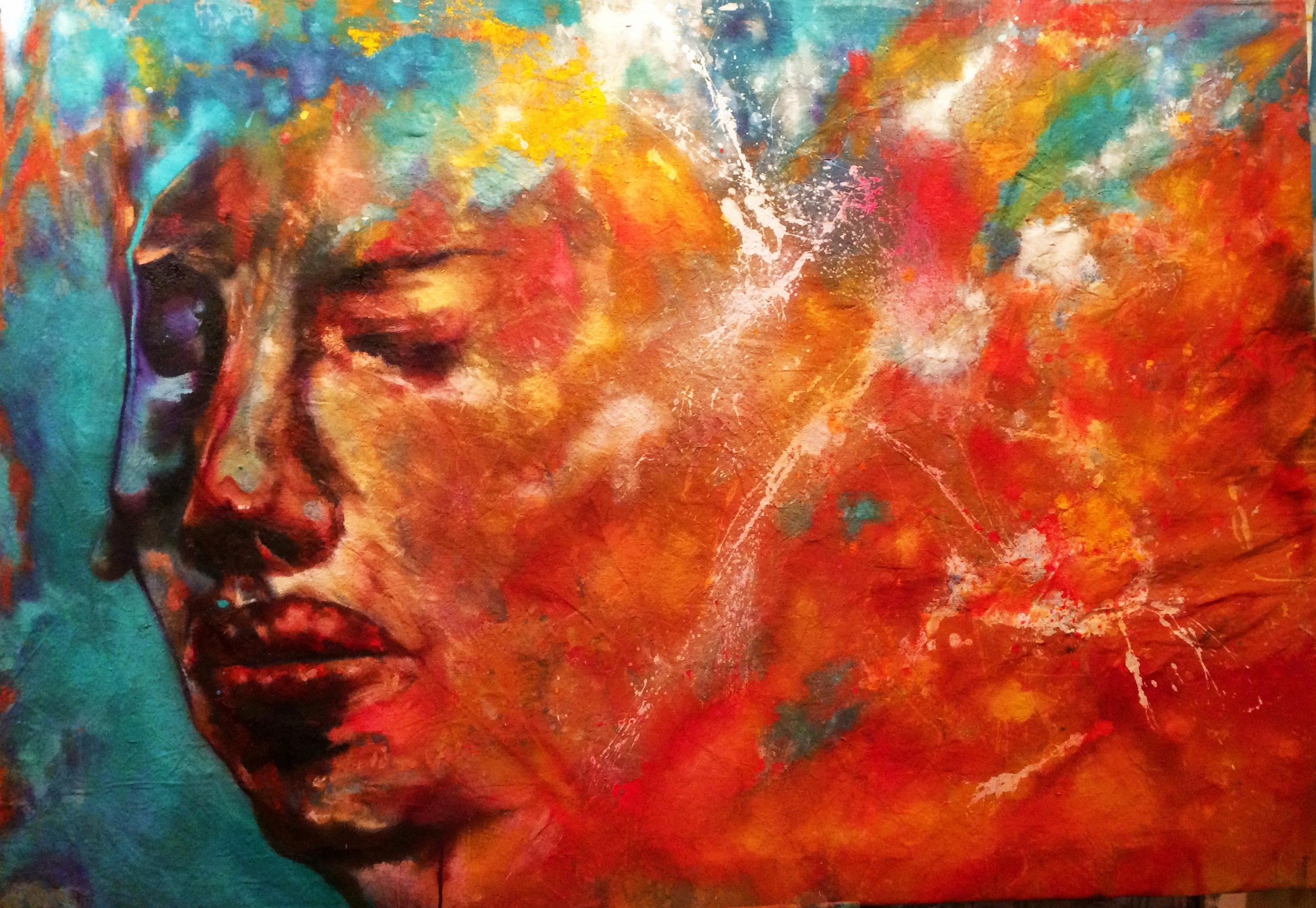 N Carlos Jay Fine Art Painting
