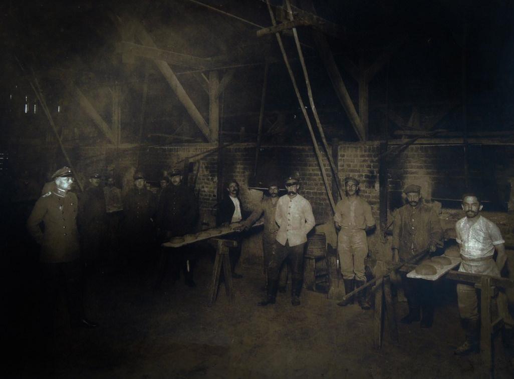 Faiencerie Saint-Amand - Manufacture - 1918