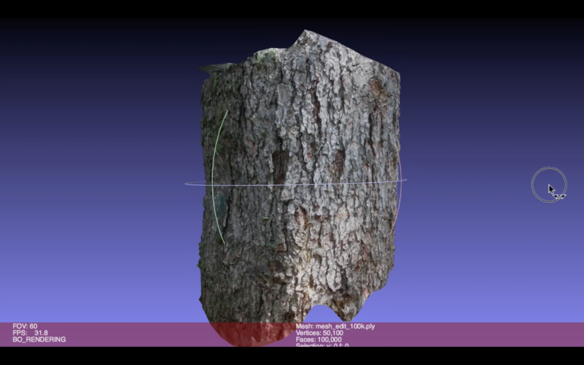Tutorial - Photogrammetry for 3D Printing — cunicode