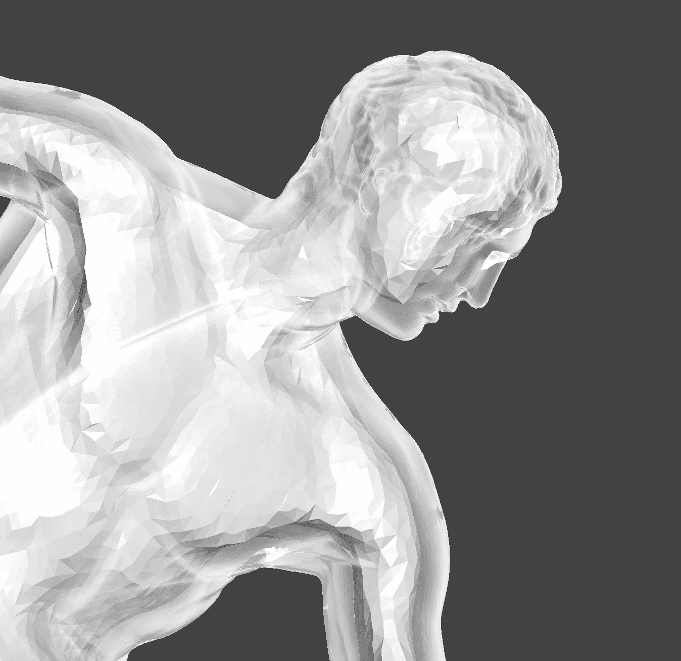 3D Model Hollowing