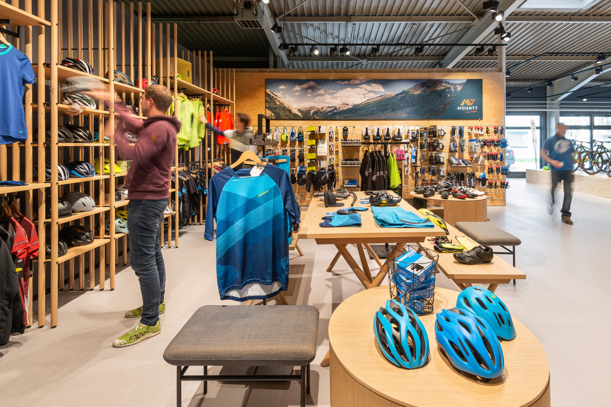 Mount7 & Riesterer Retail Solutions by Tom Bush