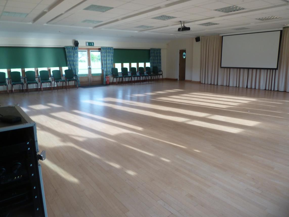 The Hayward Hall