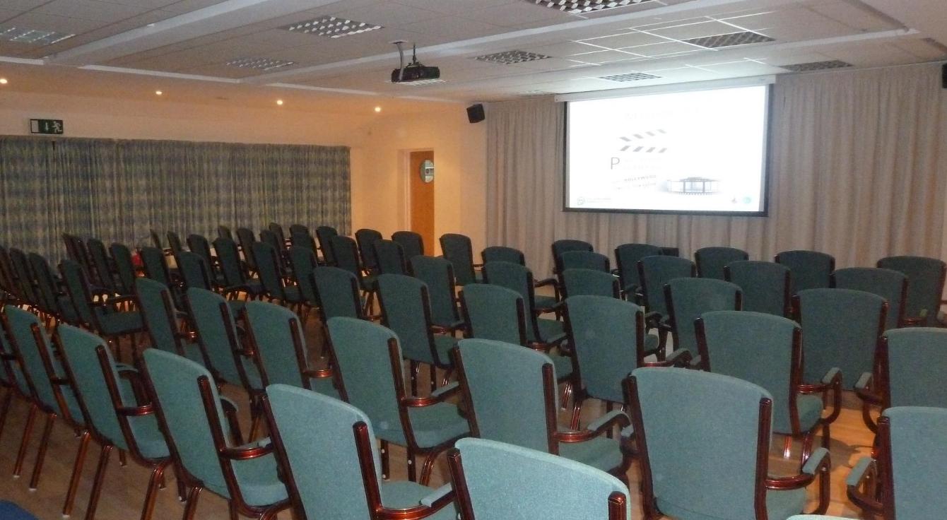 Screen 1 -  The Hayward Hall - Max 90 seats