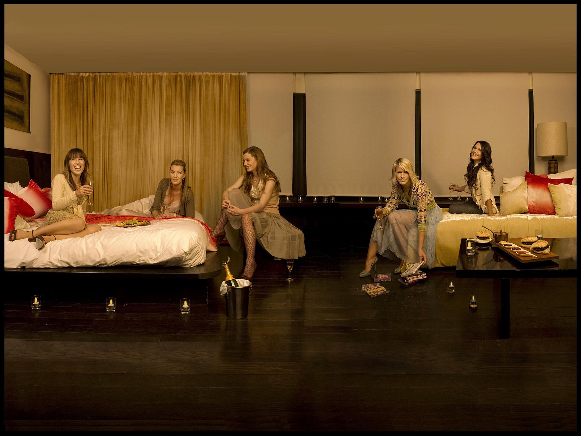 The Pyjama Party - Women in PR for Image Magazine