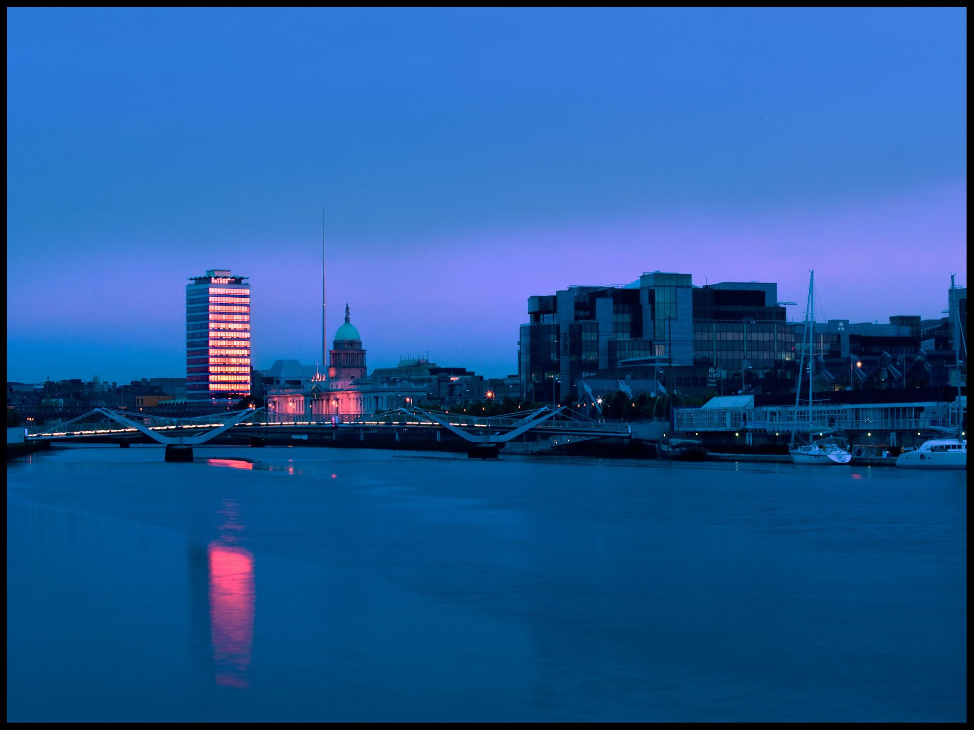 Dublin Dockland Development