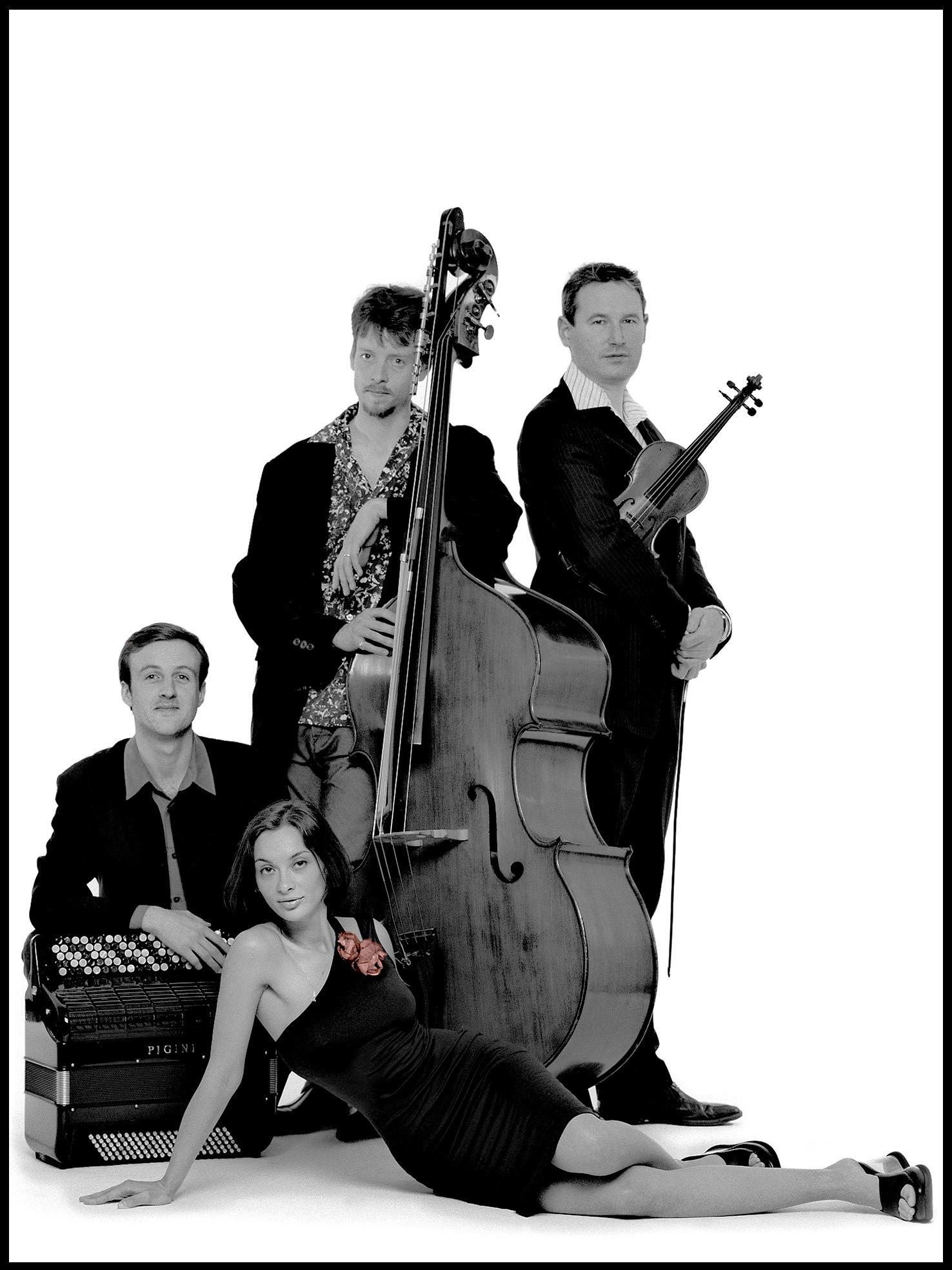 The Nuevo Tango Quartet