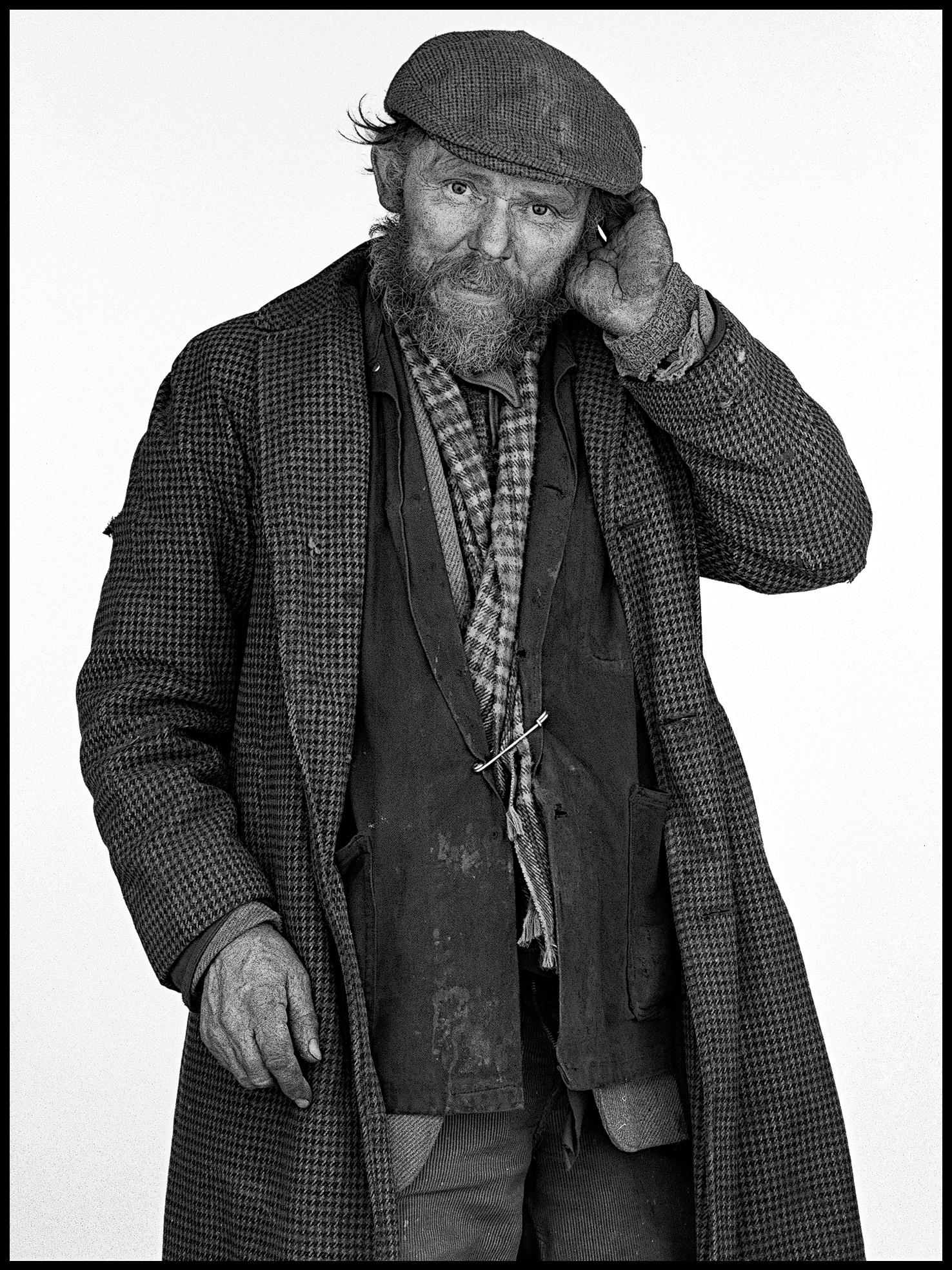 Frank McCarthy - Scrap Merchant