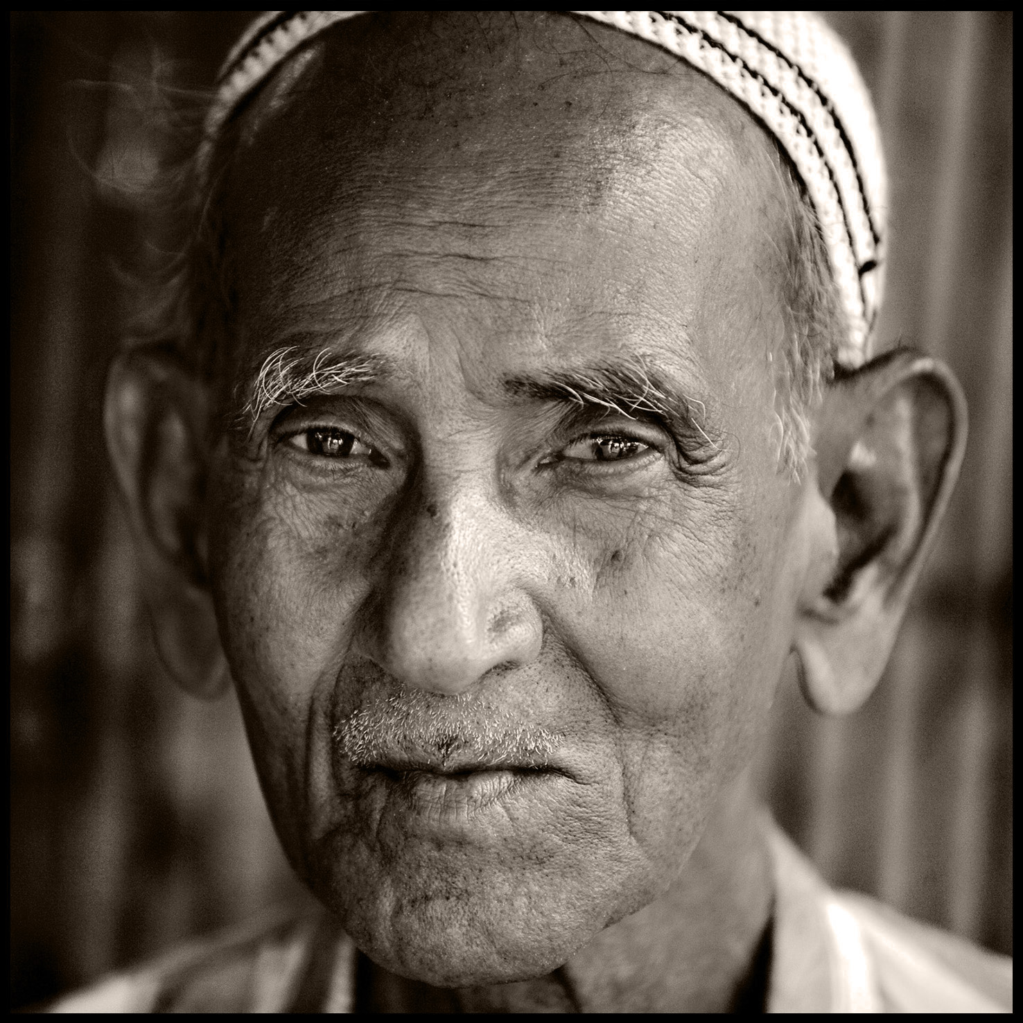 Click on image for 'Portrait of India'.