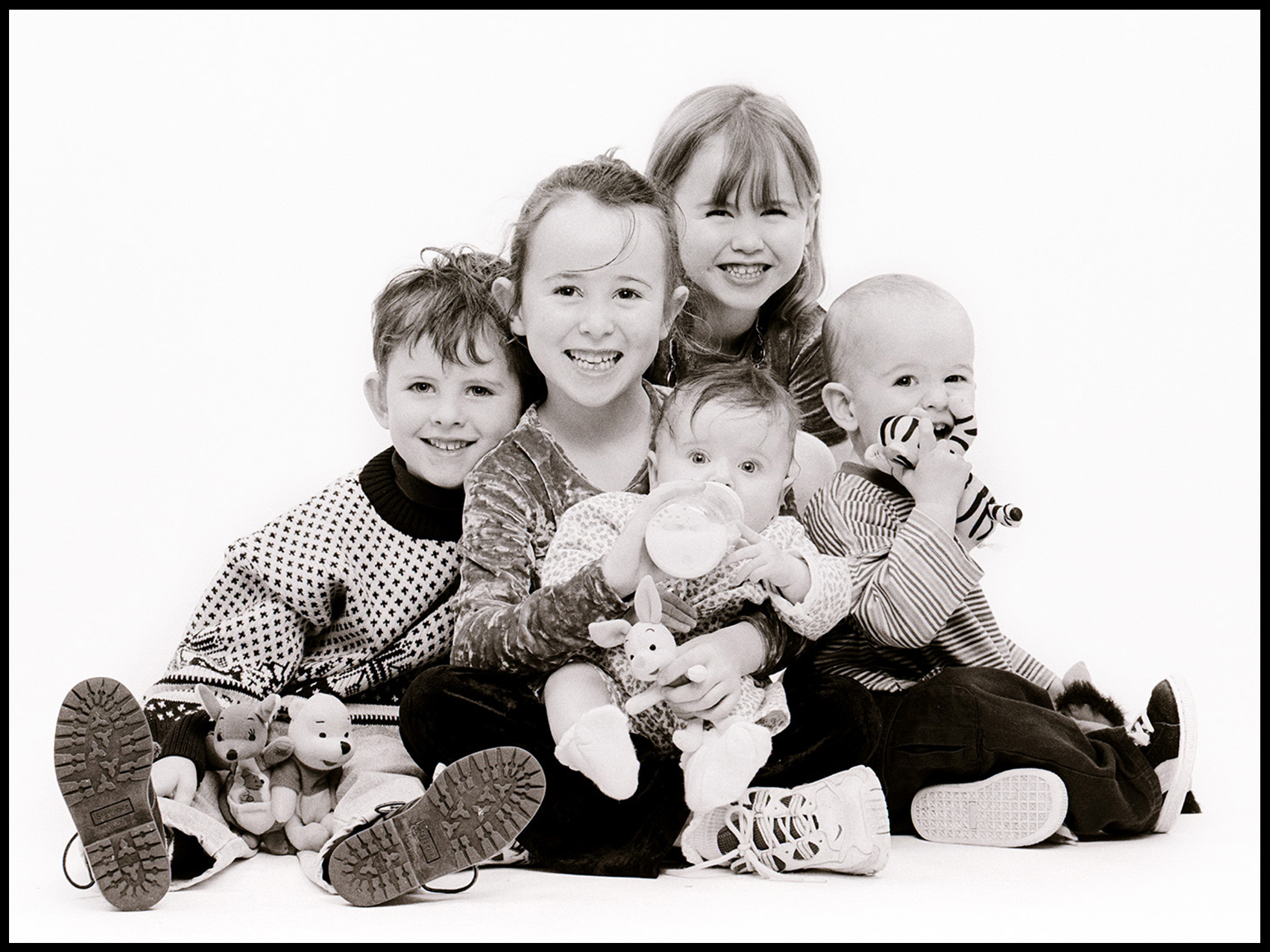 Sons & Nieces 1998
