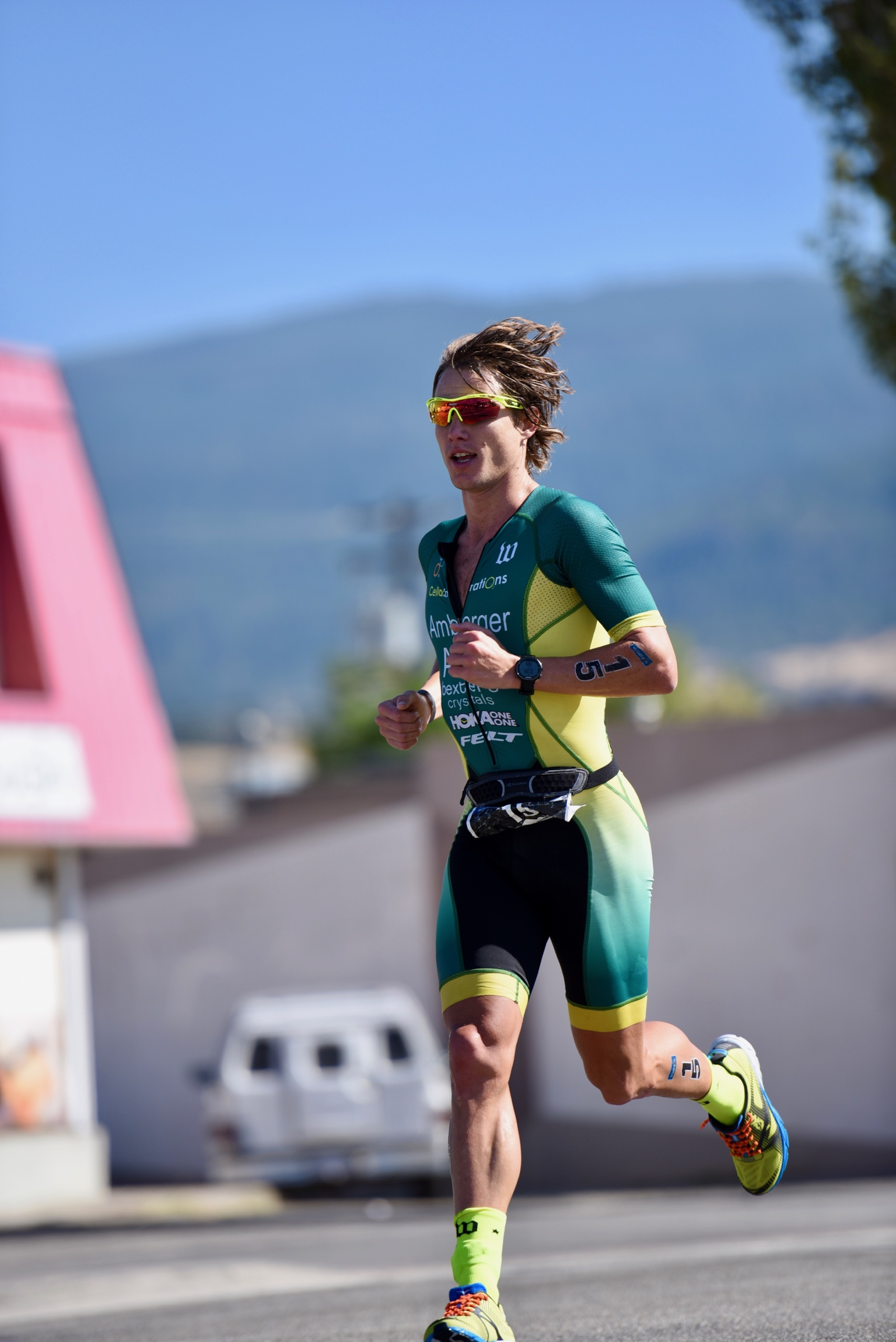 2017 Penticton ITU Long Distance World Championship, 2nd
