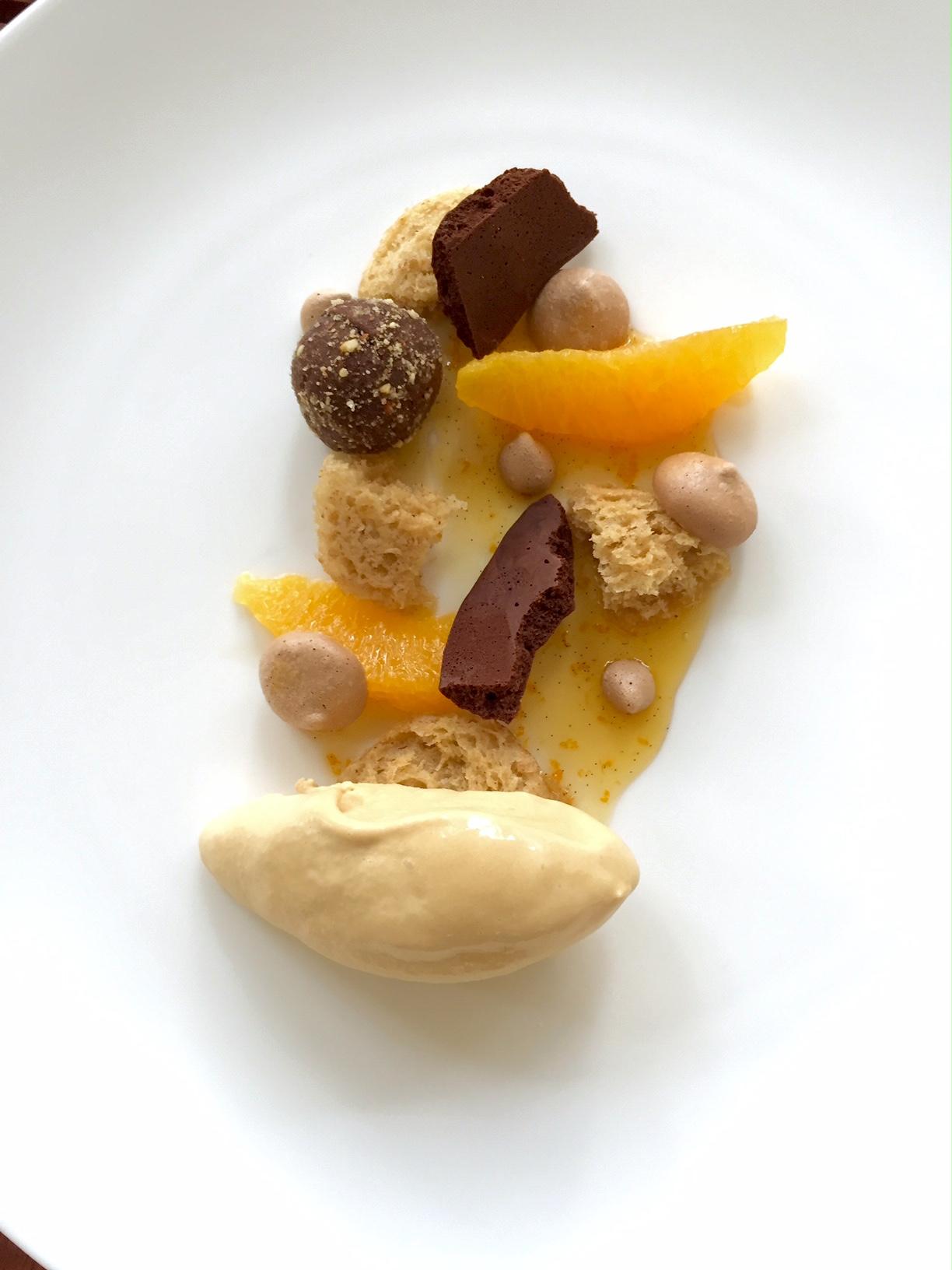 Salted Caramel, Hazelnut, Chocolate