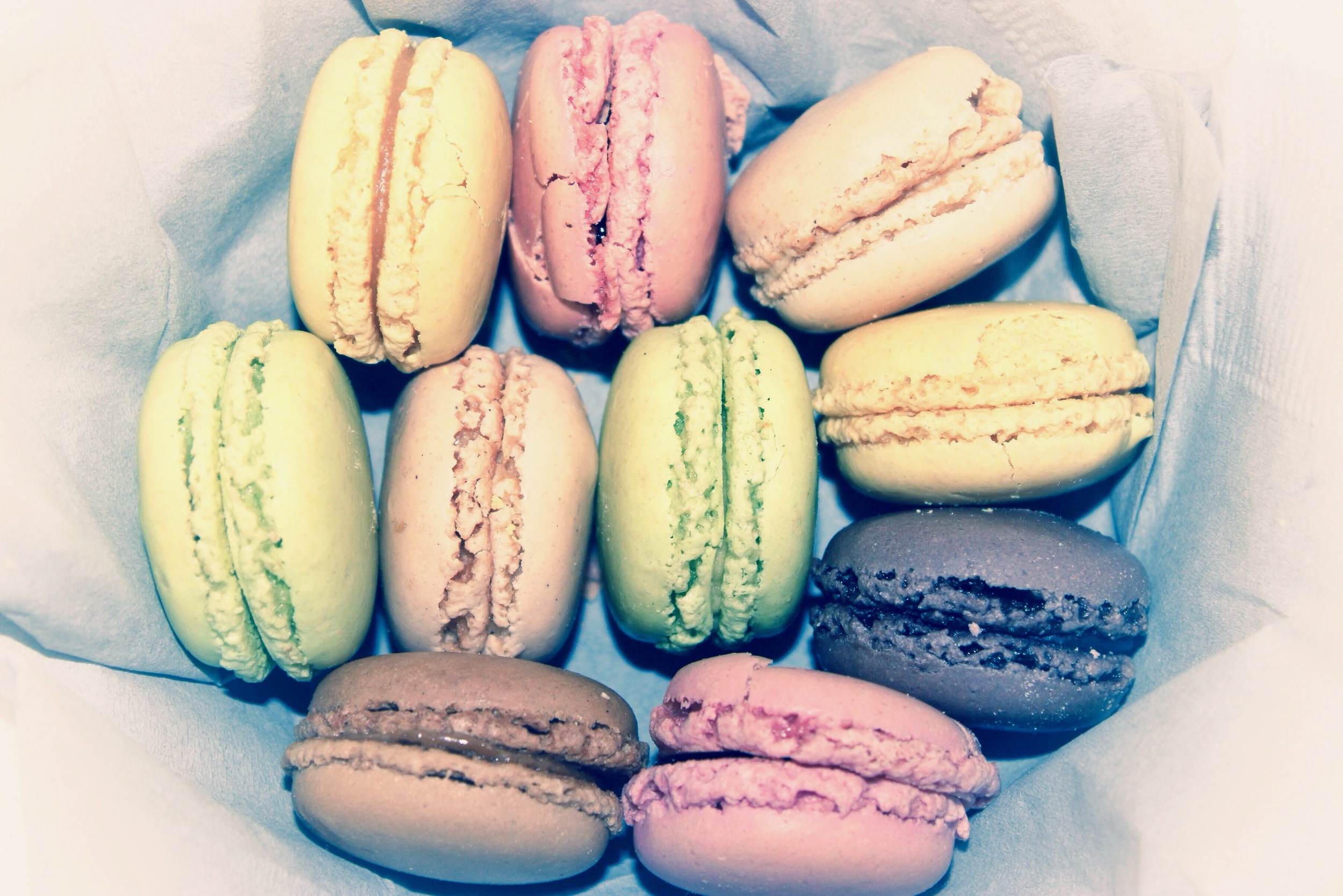 US Foods macaroons courtesy of my husband:)))