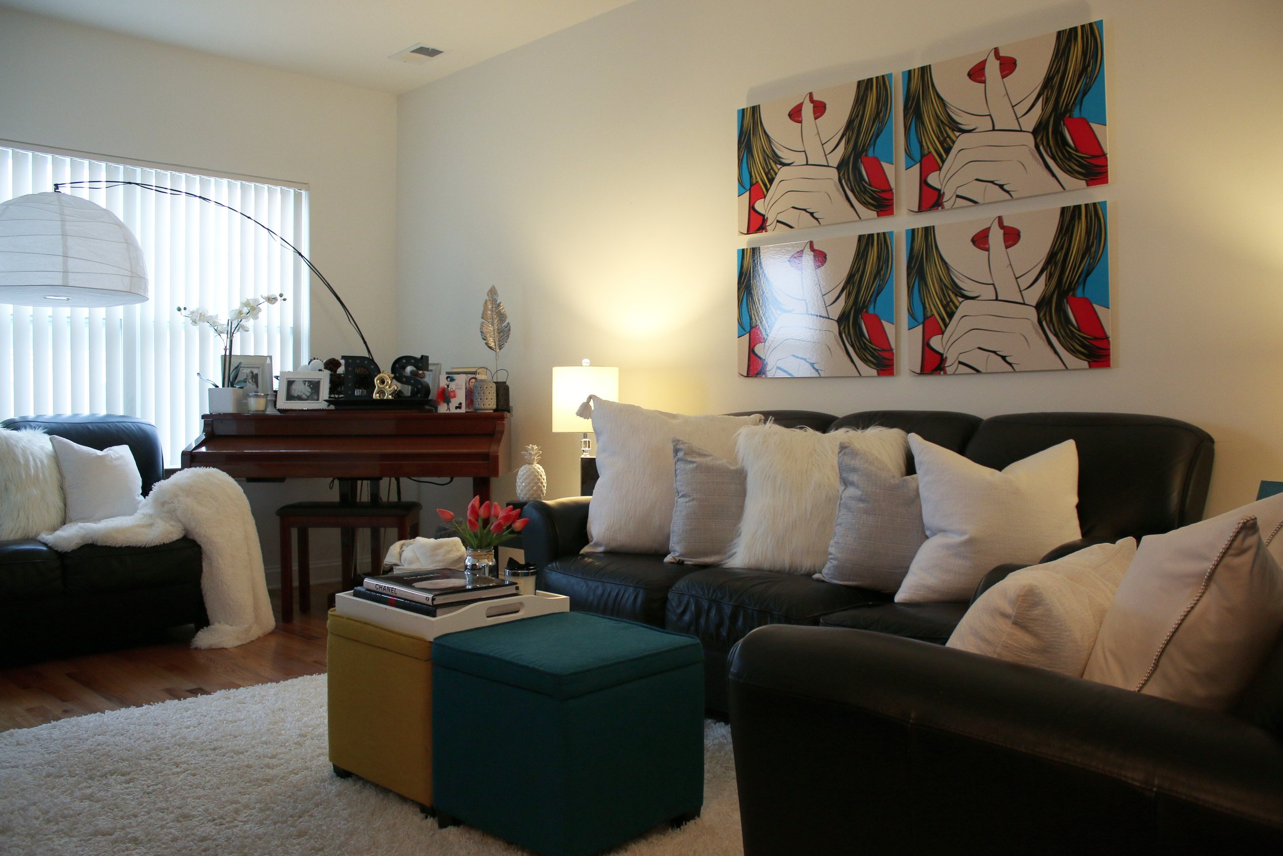 My Living Room Della Mcnerney