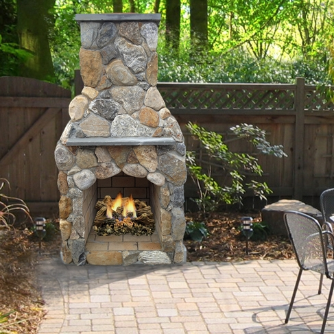 STANDER ED Fireplace