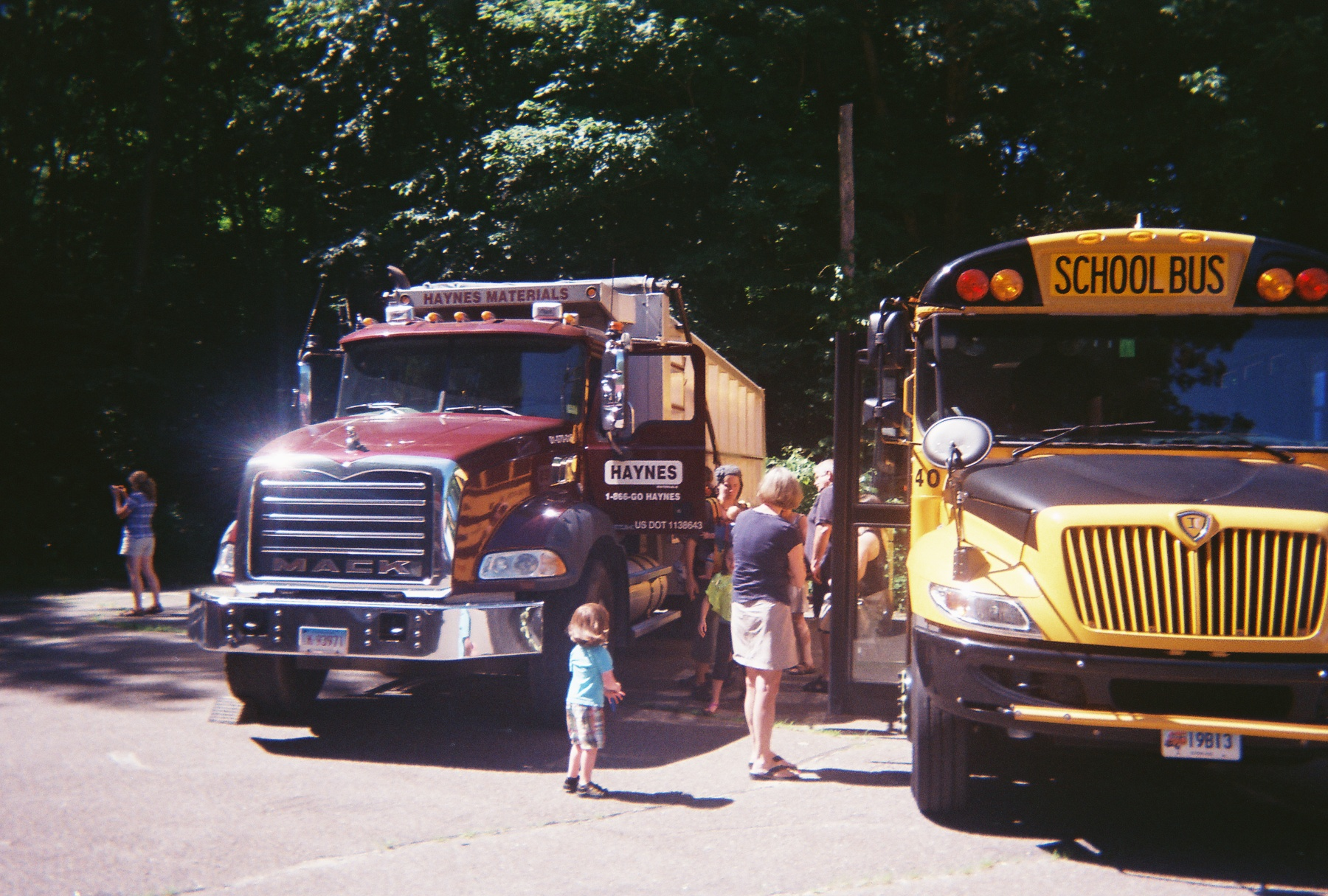 Touch-a-truck at UMC