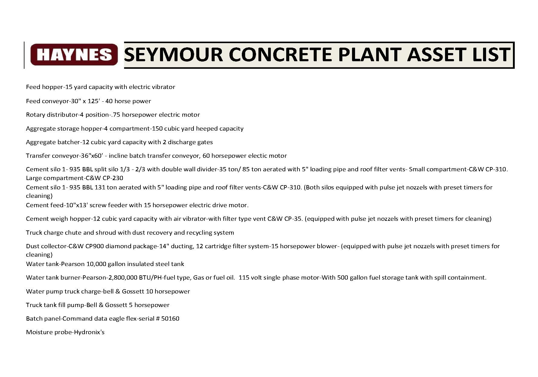 Concrete Plant Asset List (jpeg)