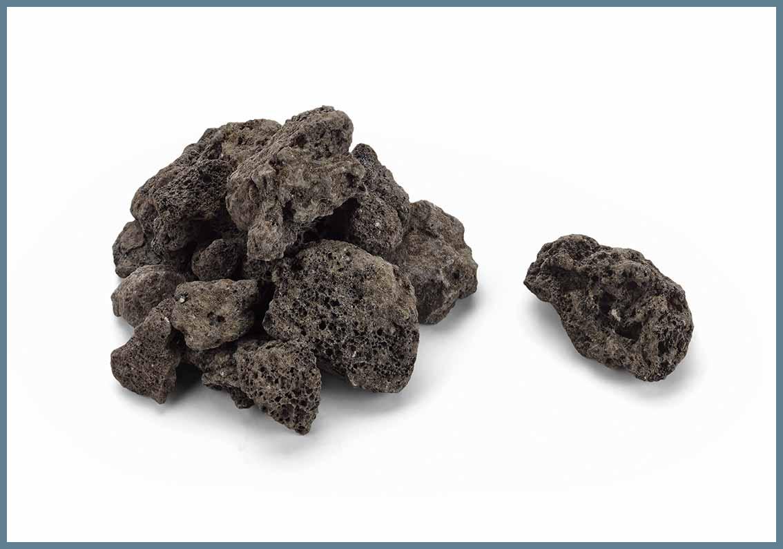 lava rocks  1-3'' sIZE #657
