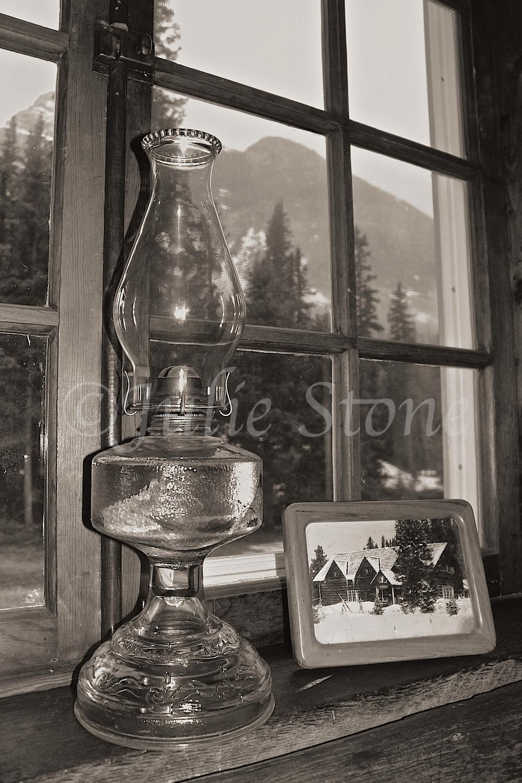 Lantern Skoki Lodge, Canada 2006