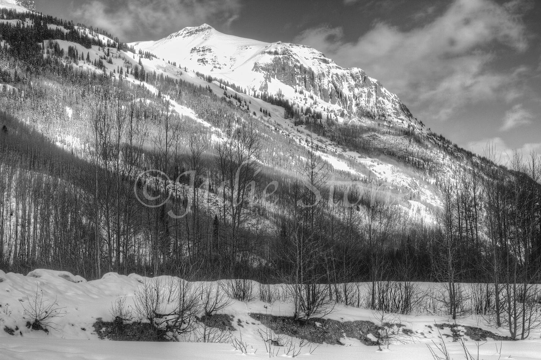 Ironton Winter Scene, Colorado 2013