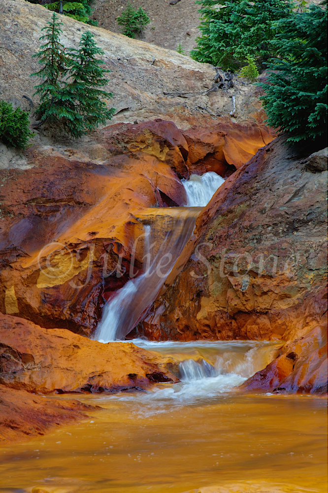 Red Mountain Waterfall 2013 (2)