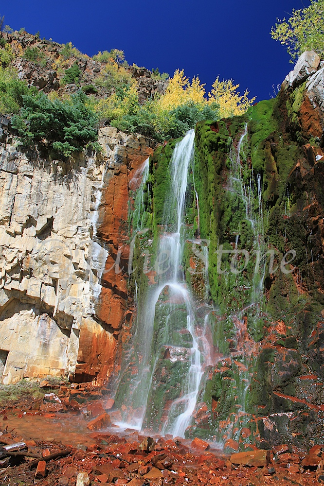 South Mineral Waterfall (Fall-2012)