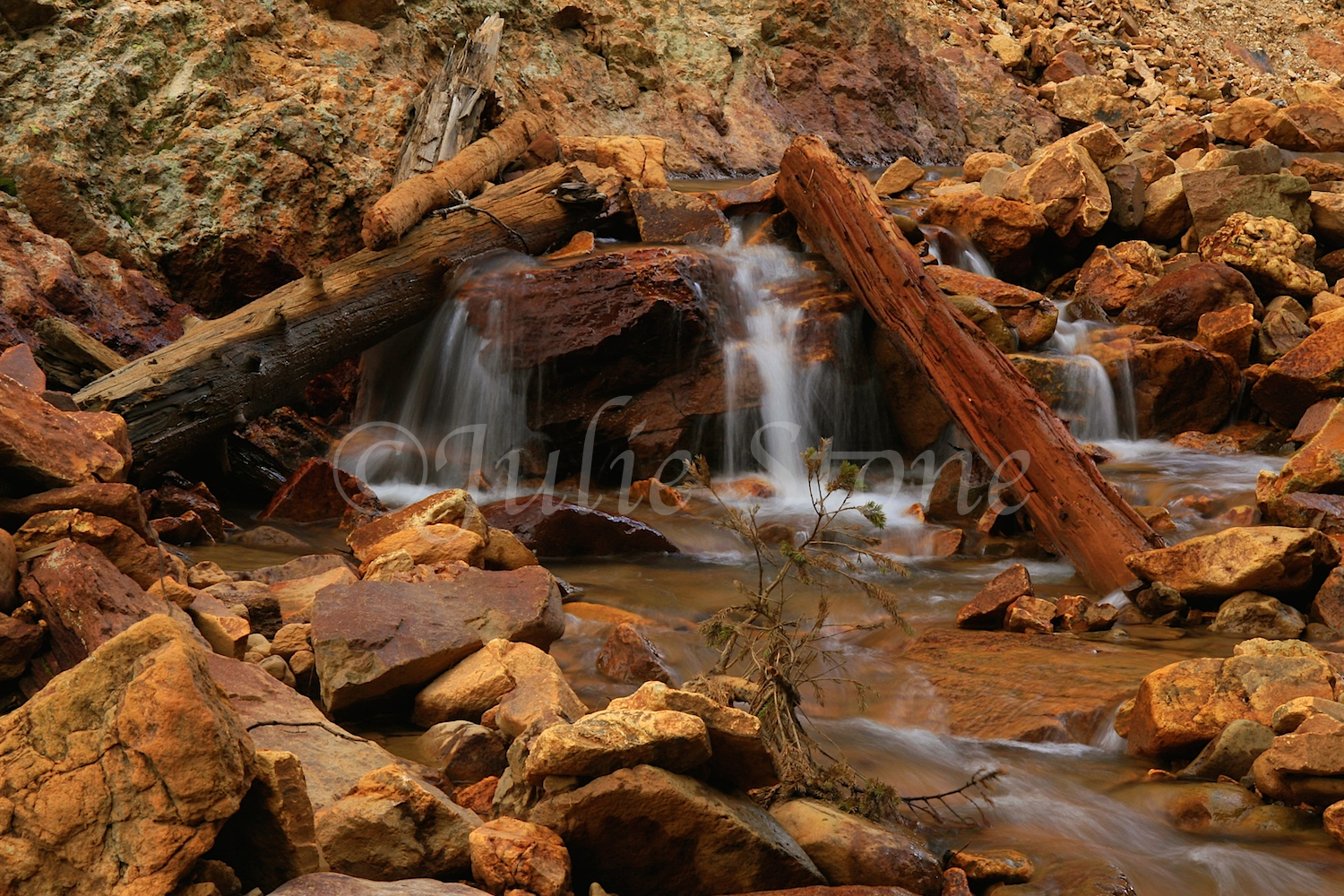 Red Mountain Waterfall 2011 (2)