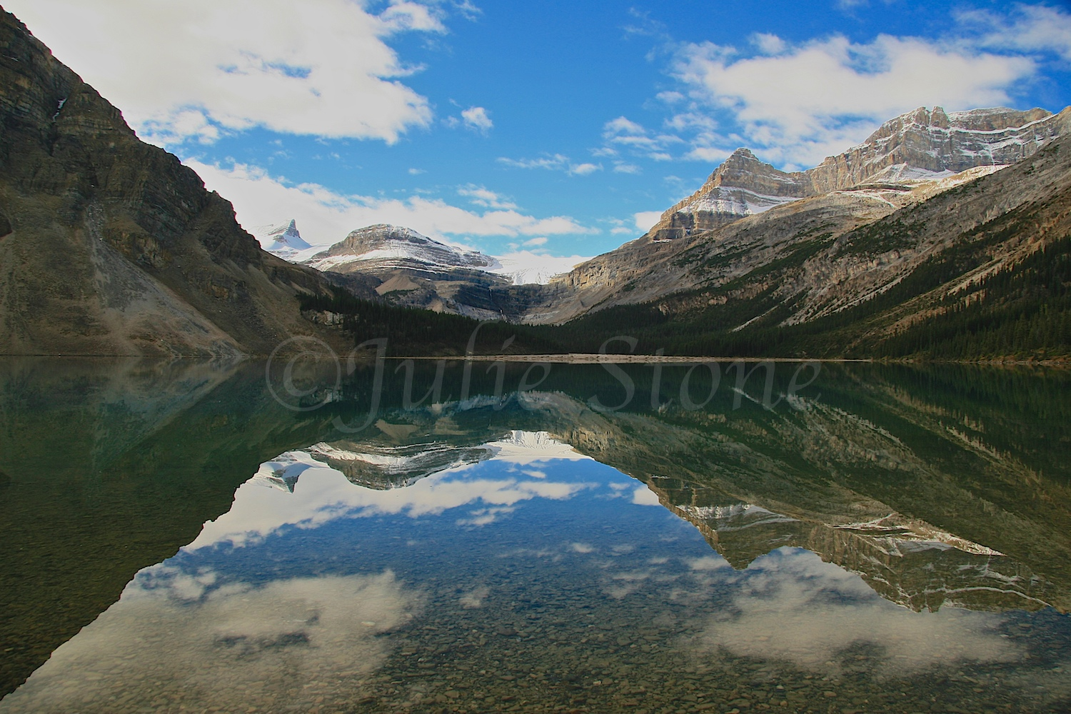 Canadian Rockies Reflection 2006
