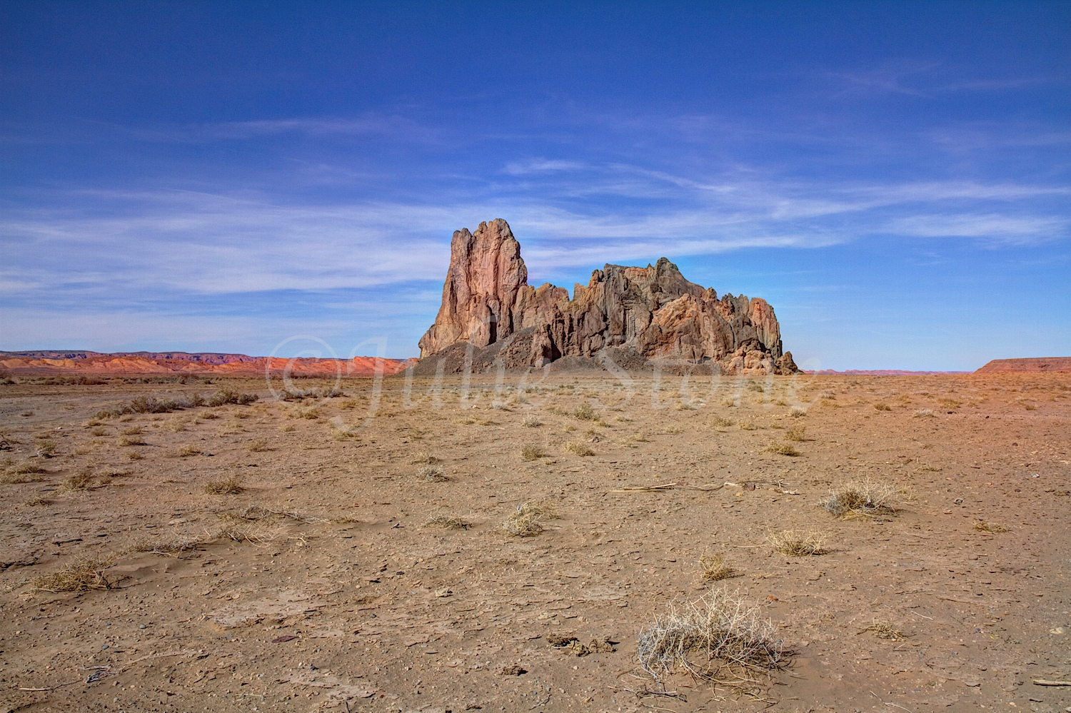 Cathedral Rock,  April 8, 2014