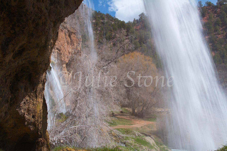 Rifle Falls State Park (11) April 4, 2014