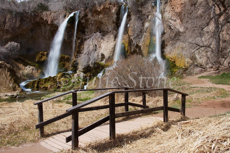Rifle Falls State Park (6) April 4, 2014