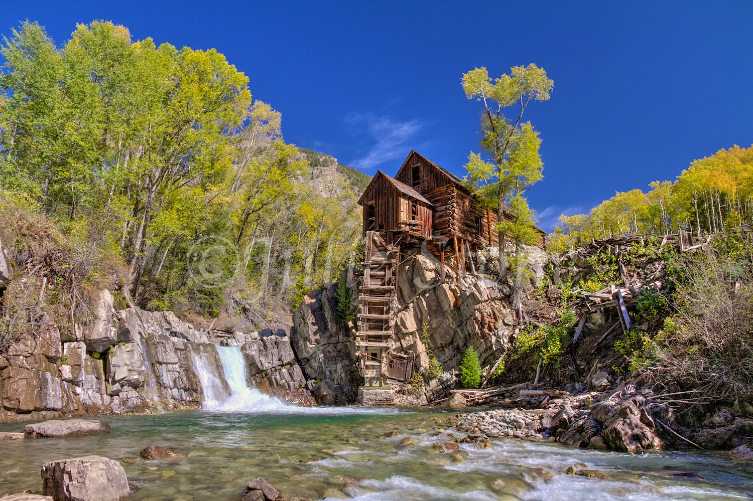 Crystal Mill Fall 2014
