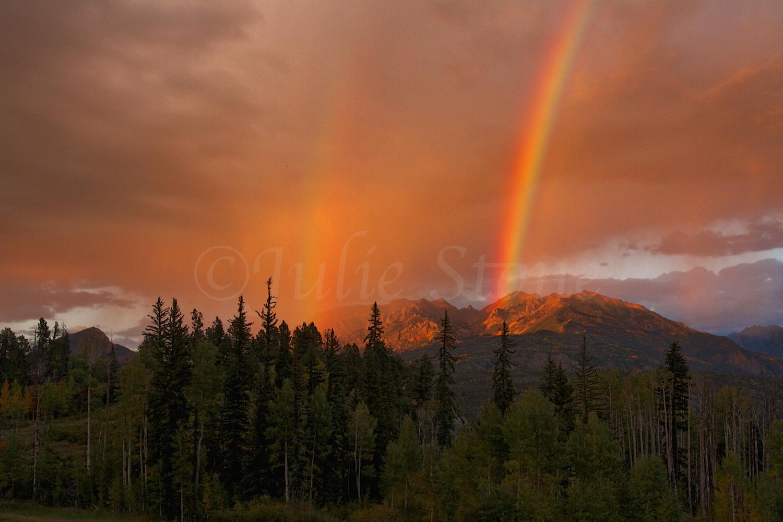 DOUBLE RAINBOW OVER THE NEEDLES 2014 (3)