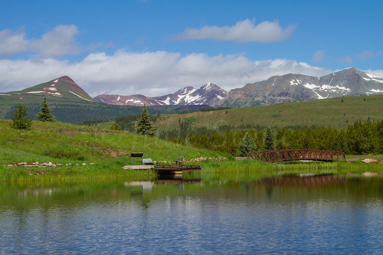Andrews Lake, Image #1608