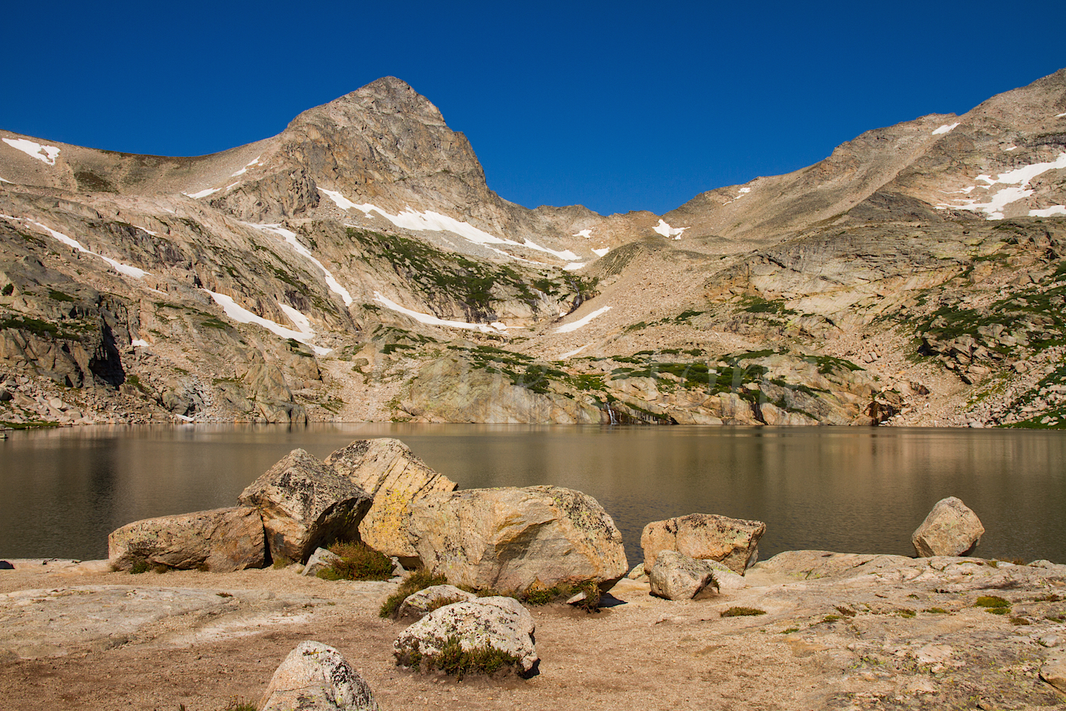 Blue Lake, Image #3528