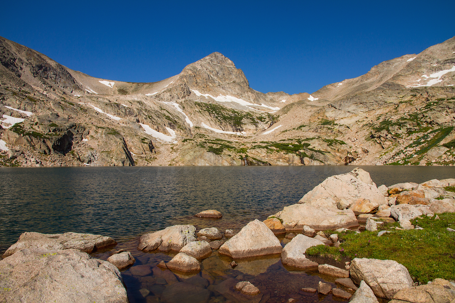 Blue Lake, Image #3556