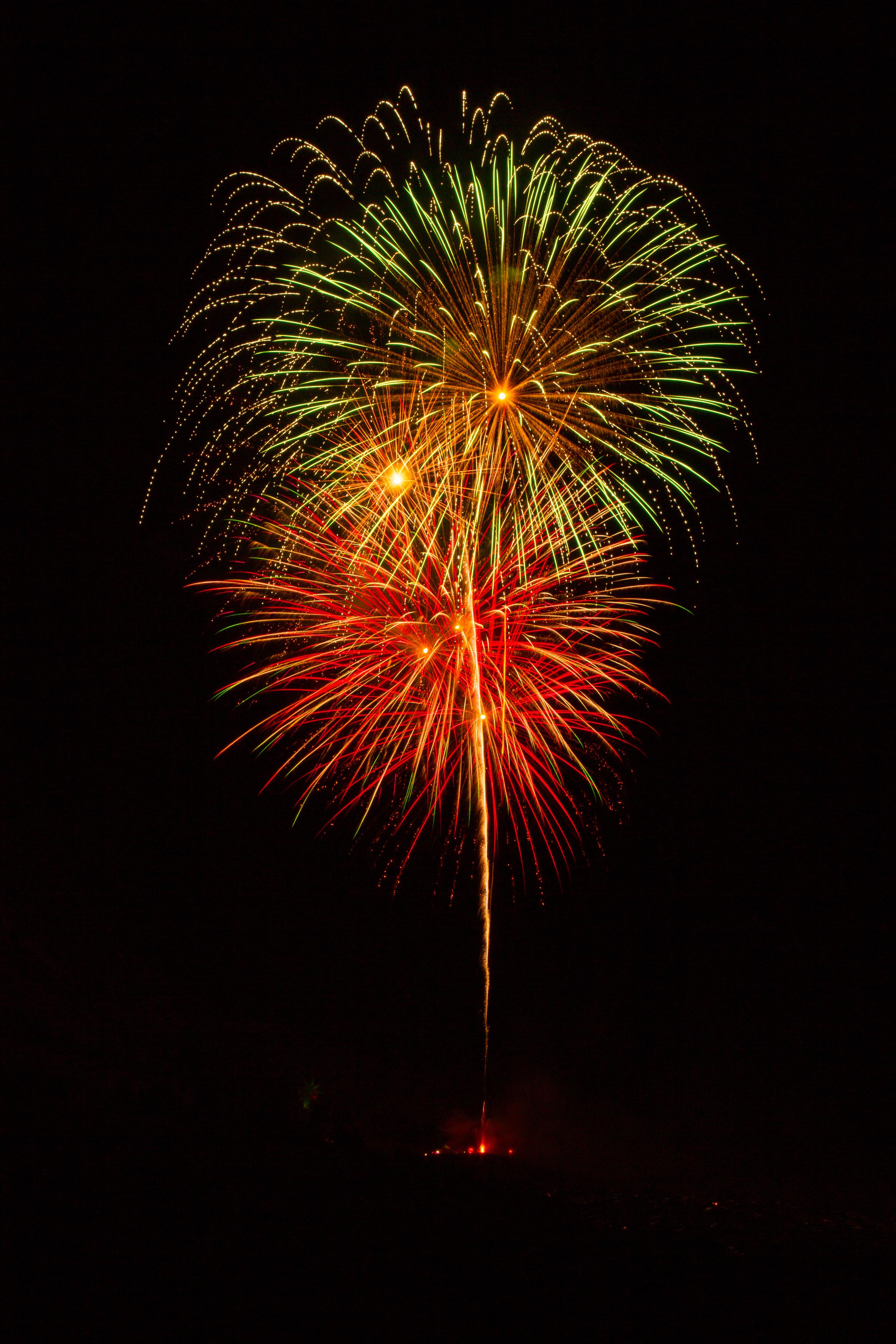 Silverton Fireworks, Image #1292