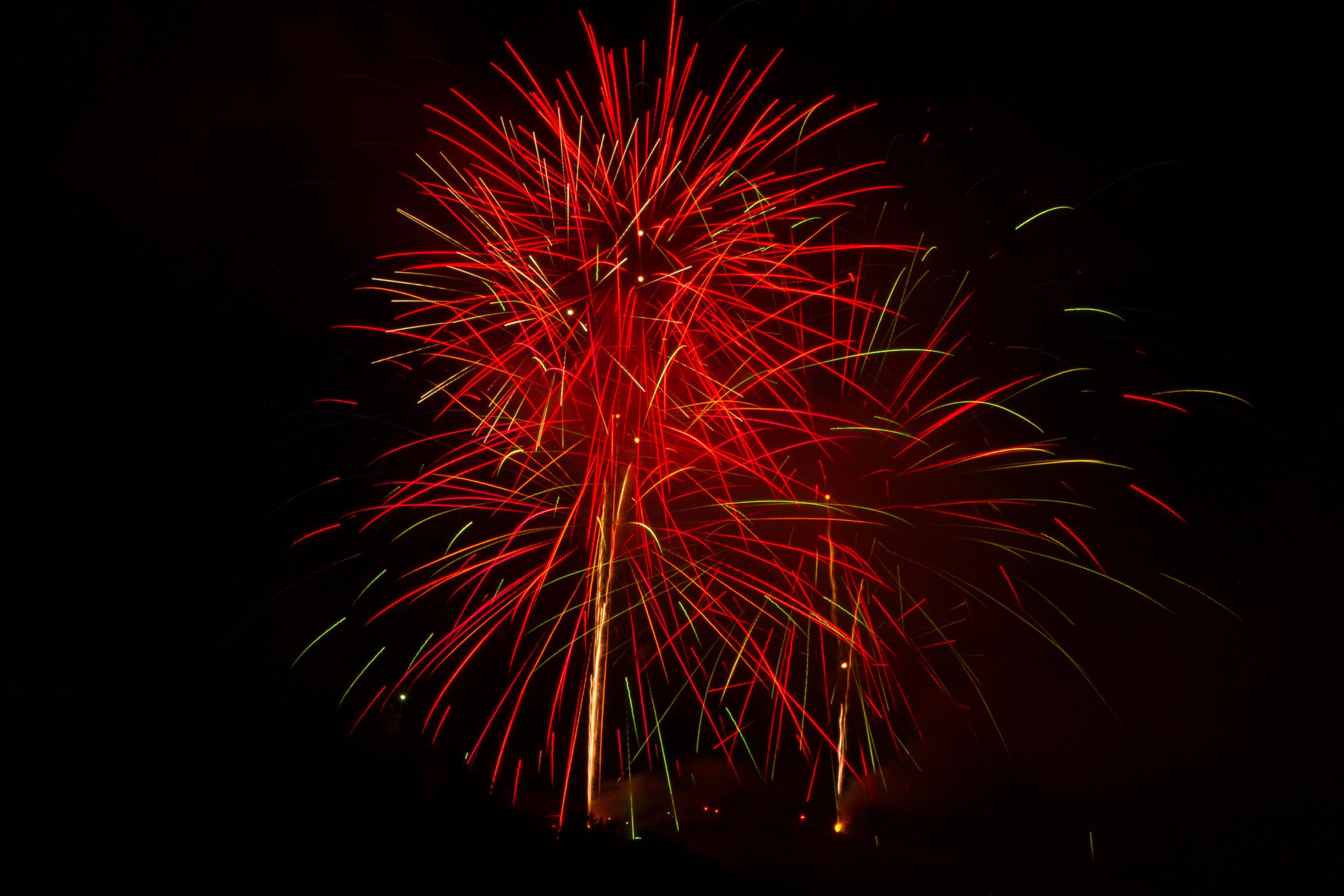 Silverton Fireworks, Image #1295