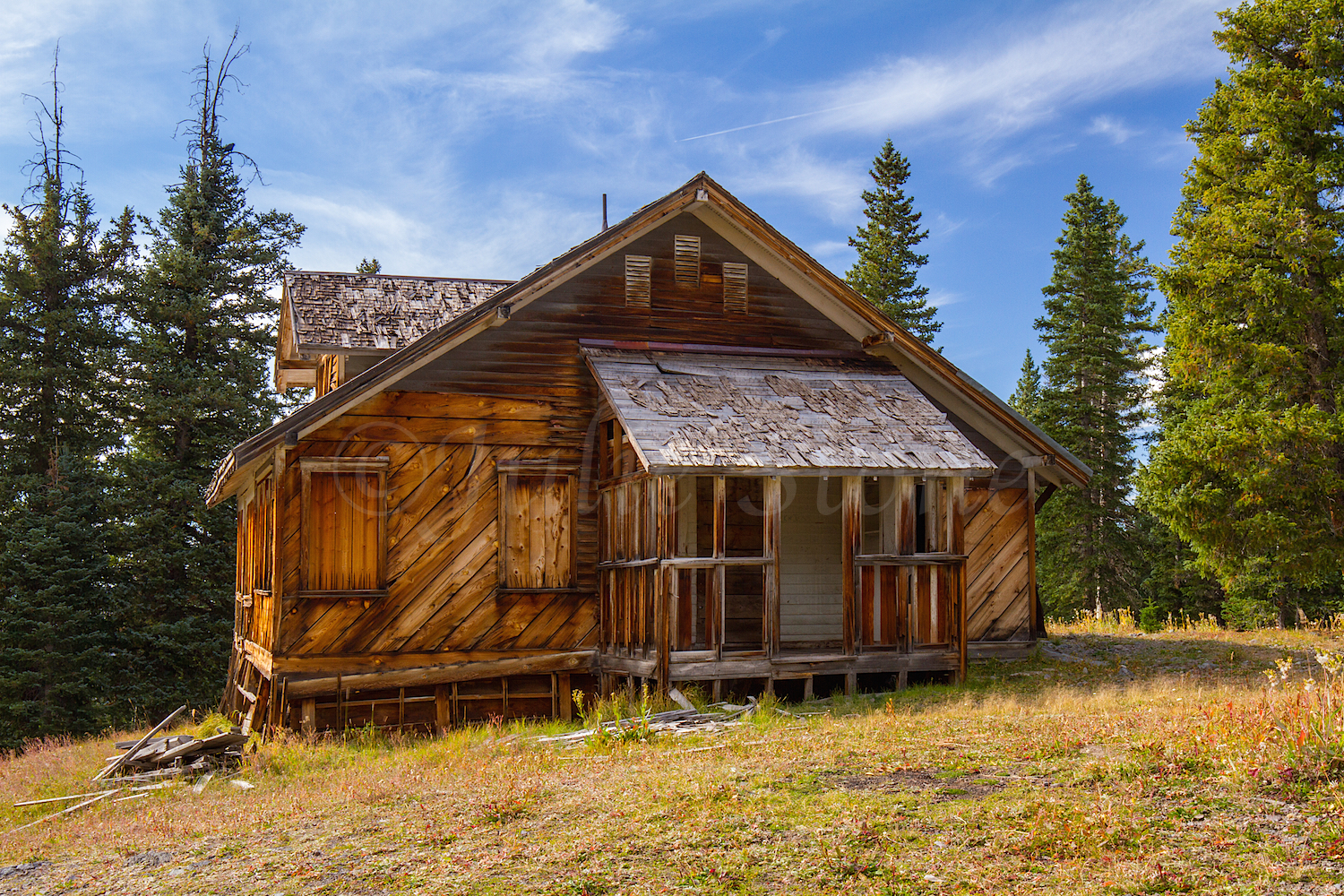 Alta Ghost Town, Image 3398