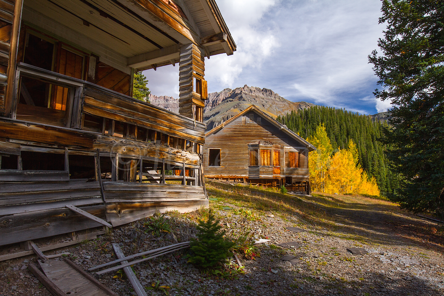Alta Ghost Town, Image #3506