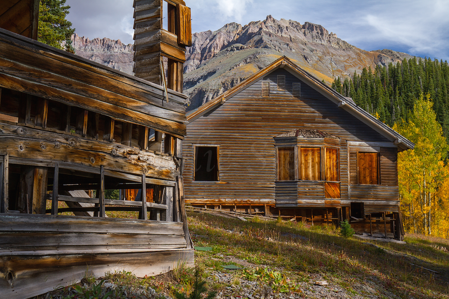 Alta Ghost Town, Image #3512