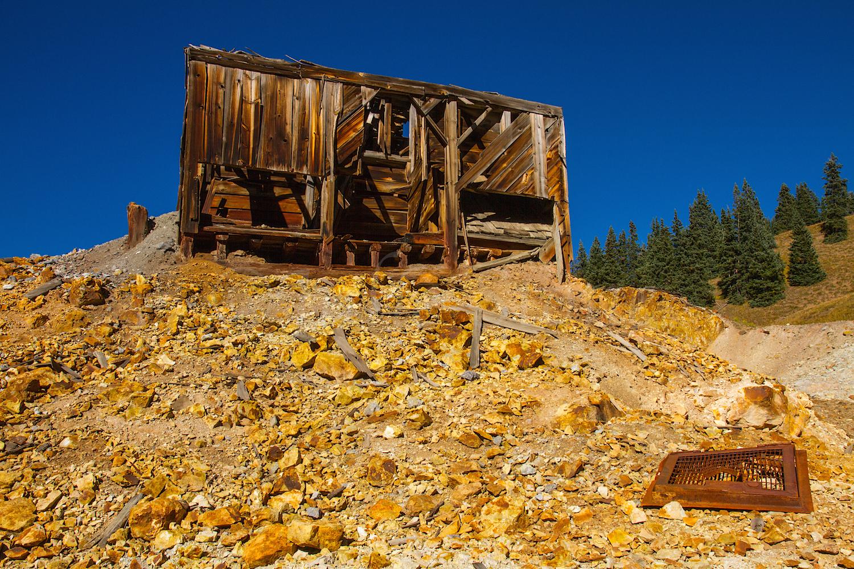 Carbon Lake Mine, Image #0655