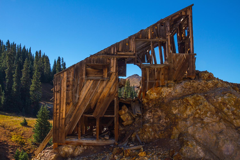 Carbon Lake Mine, Image #0661