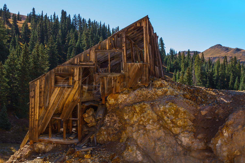 Carbon Lake Mine, Image #0662