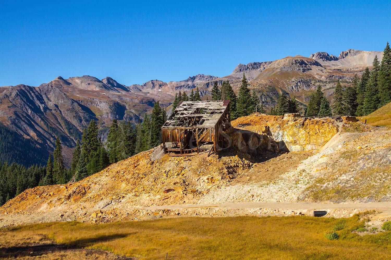 Carbon Lake Mine, Image #0680