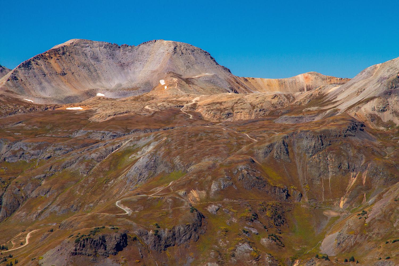 Red Mountain #3, Black Bear Road, Image #0872