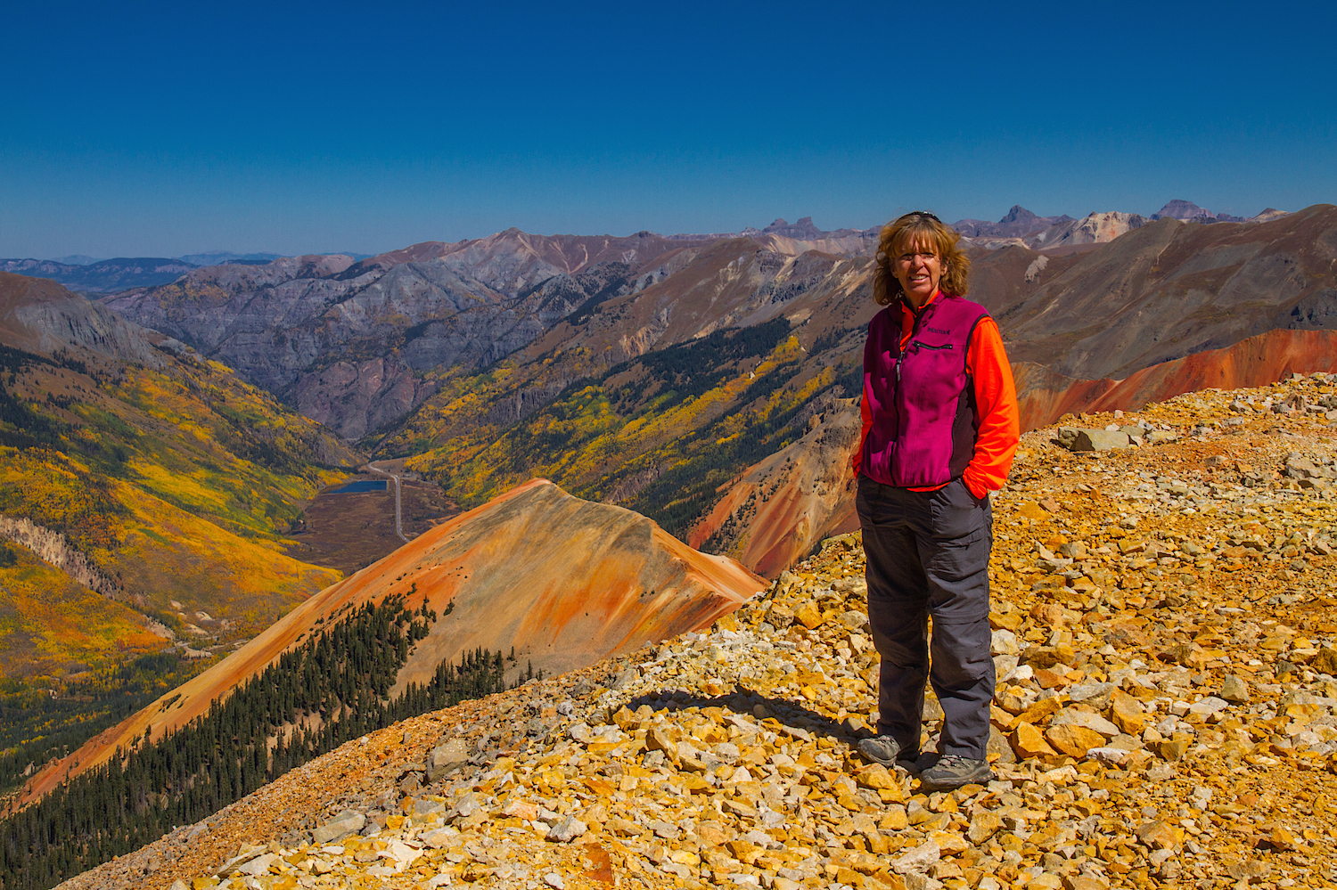 Red Mountain #3, Julie, Image #1470