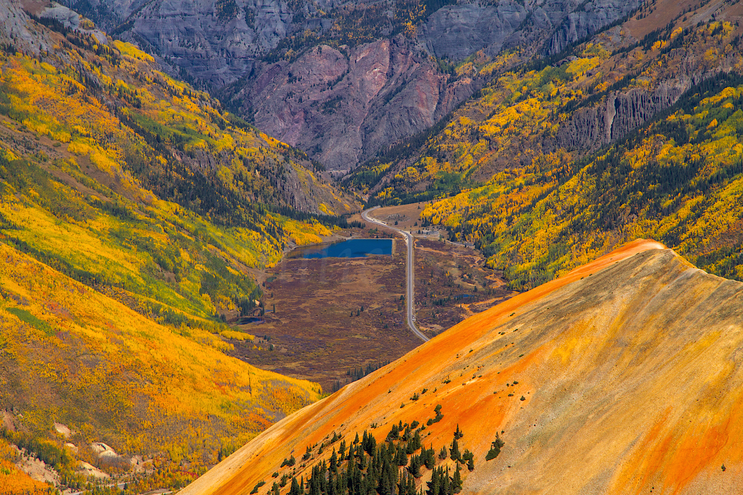 Red Mountain #3, Image #1550