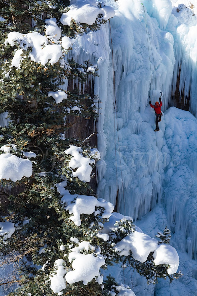 Ouray Ice Climbing Park, Image #1209